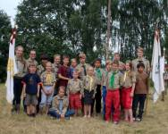 Boy Scouts and Girl Guides Help to Learn a School of Life