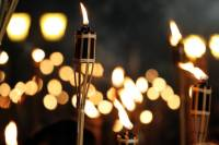 Torchlight Procession Takes Place Also This Year
